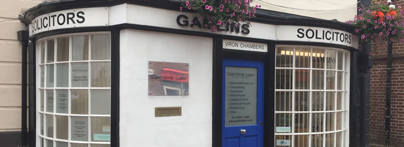 gamlins-holywell-solicitors-office