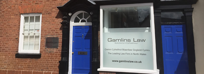 gamlins-ruthin-solicitors-office